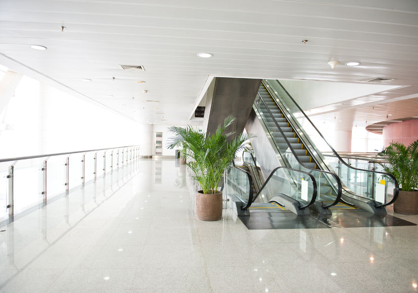 23534191 - modern architecture of large business conference center